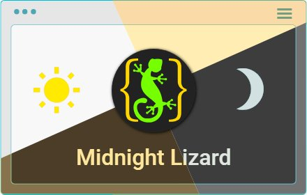 Midnight Lizard – 午夜蜥蜴一款超高度自定义的夜间模式插件