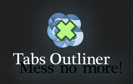 Tabs Outliner – 显示详细的标题大纲