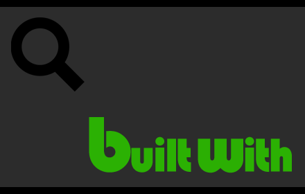 BuiltWith Technology Profiler – 了解网站技术构成